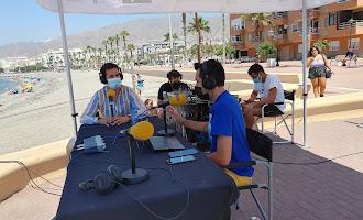 Baile y playa con La SER en Adra