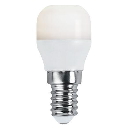 Lampa LED päron E14 3000K