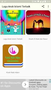 Kisah 25 Nabi dan Lagu Anak Islami Terbaik - náhled