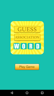 Guess the Word Association- screenshot thumbnail