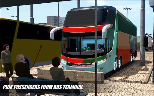 Coach Driver Hill Bus Simulator 3D 1.0 screenshots 4