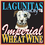 Lagunitas ScareCity #4: Imperial Wheat Wine