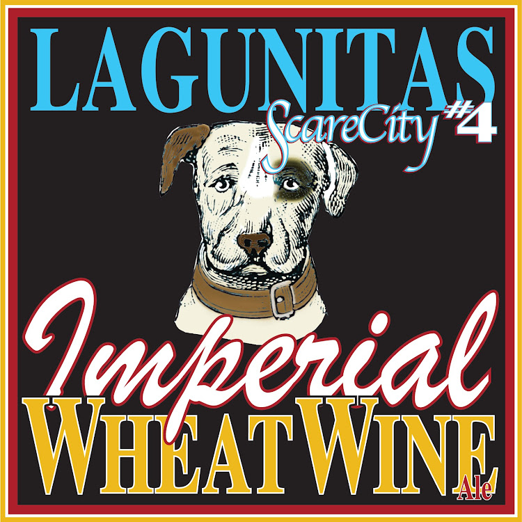 Logo of Lagunitas ScareCity #4: Imperial Wheat Wine