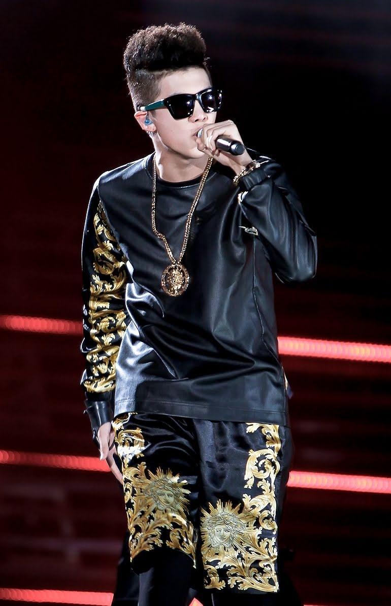 Rap_Monster_at_Incheon_Korean_Music_Wave_2013