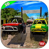 Offroad Truck Racing Mania