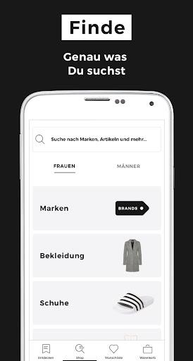 ABOUT YOU Mode Online Shop 4.29.1 screenshots 1