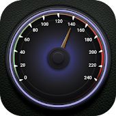 GPS Speedometer Digital Analog