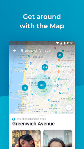 happn – Local dating app screenshot 2