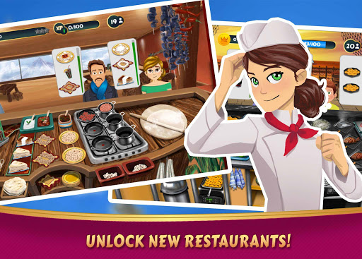 Kebab World - Chef Kitchen Restaurant Cooking Game 1.18.0 Screenshots 13