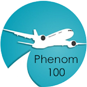 Phenom 100 checklist Carenado