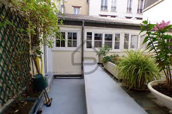 Appartement 3 pièces 43,02 m2