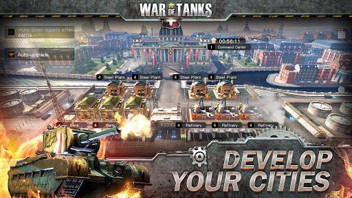 War of Tanks 1.0.0 screenshots 1
