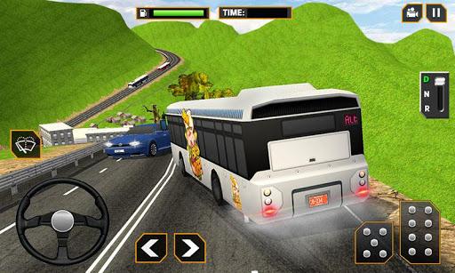 Offroad Bus Driver Hill Climb