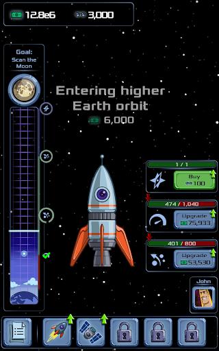 Idle Space Company 0.9.6 screenshots 1
