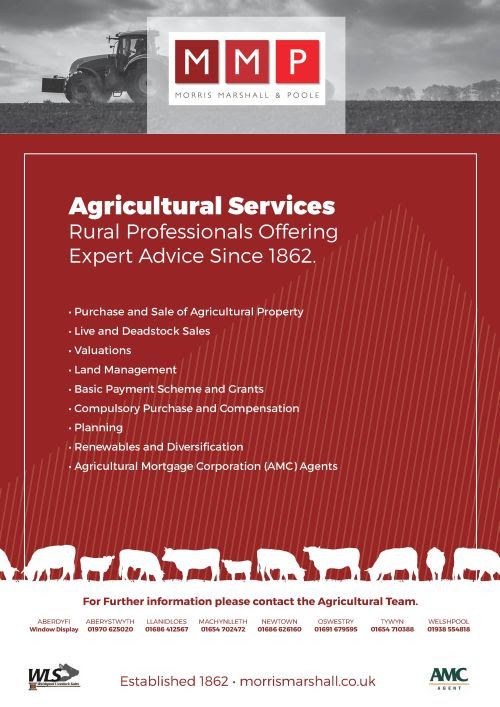 Morris Marshall and Poole rural and agricultural services