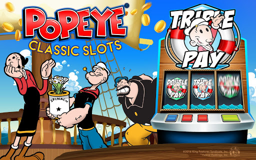 POPEYE Slots u2122 Free Slots Game 1.1.1 screenshots 6