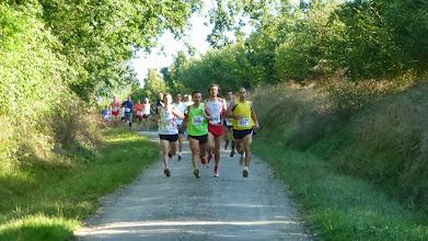 Photo: ca descend vite en tête, on retrouvera les mêmes à l'arrivée, avec Florent (316)  vainqueur