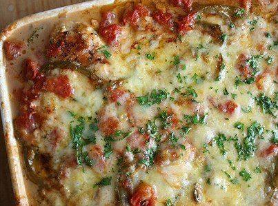 Delicious Chicken Picasso Recipe