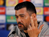 Le coach du FC Porto Sergio Conçeicão explique les différences entre le Portugal et la Belgique au niveau des transferts
