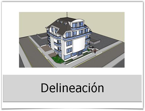 Delineación