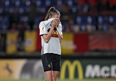 Tessa Wullaert revient sur son but fou et l'élimination des Flames
