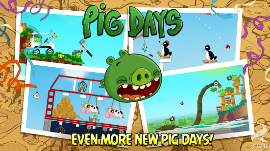 Angry Birds Seasons Screenshot 9