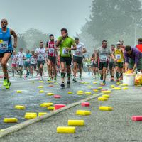 Spugnaggio in maratonina di