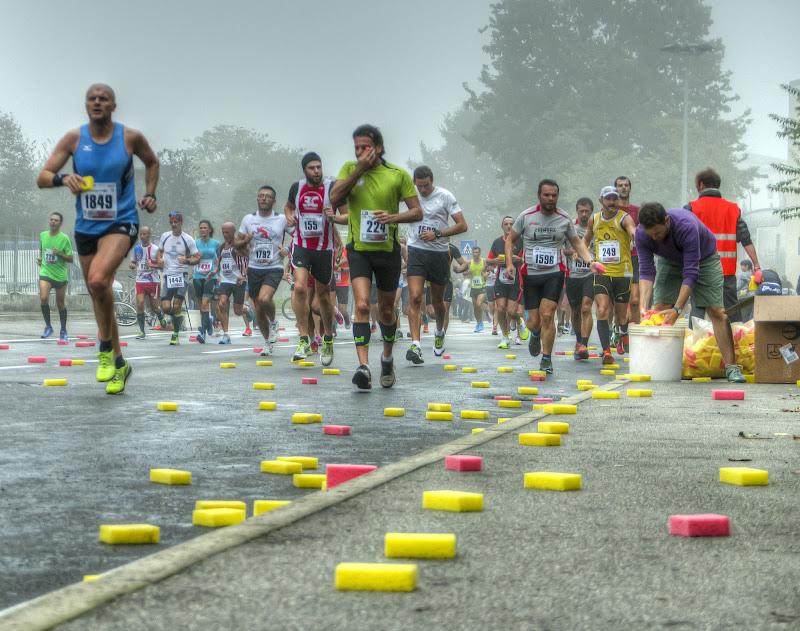 Spugnaggio in maratonina di Roberto Simonazzi