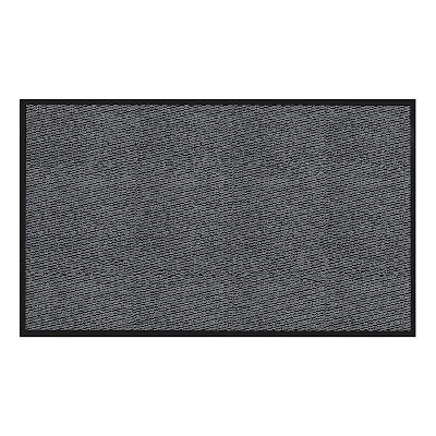 Коврик придверный X Y Carpet Faro Серый 90Х150
