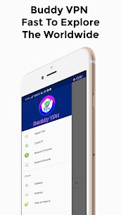 BUDDY VPN NETWORK IP PROXY CHANGE All Country(VPN) App Download For Android 7