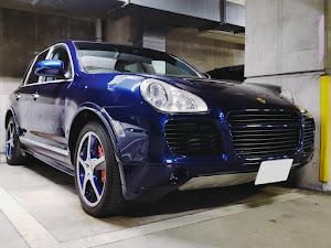 カイエン ターボ  Cayenne turbo Sのカスタム事例画像 commuterさんの2019年02月08日12:01の投稿