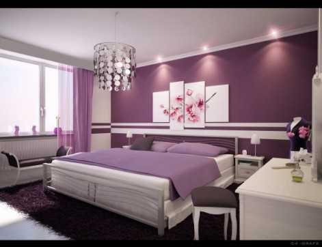 Bedroom Wall Painting Design Screenshot