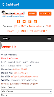 IIT JEE NEET Online Mock Test- screenshot thumbnail