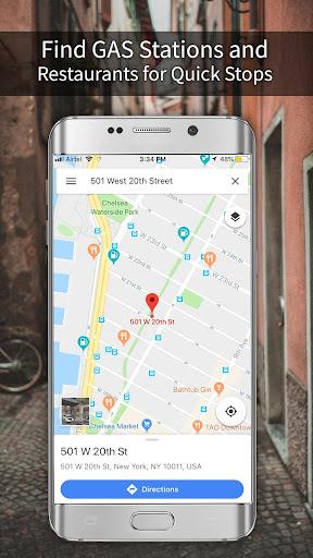 GPS, Maps, Navigations, Directions & Live Traffic 1.39.0 screenshots 6