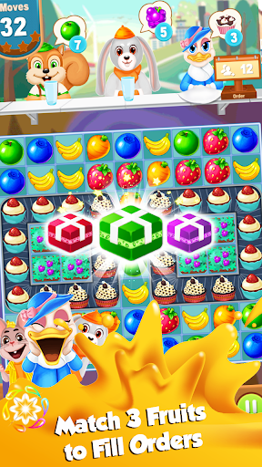 Juice Jam Blast 1.1.2 screenshots 3