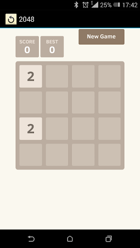 2048 The Simple