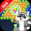 Bubble Raccoon icon