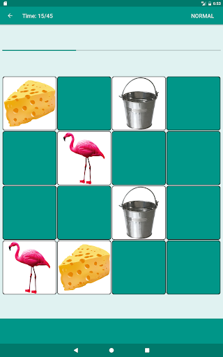 Brain game. Picture Match. 2.3.5 screenshots 8
