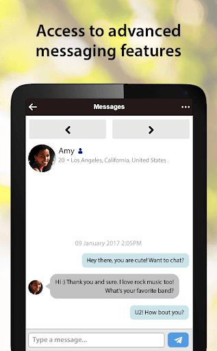 BlackCupid - Black Dating App 2.1.6.1557 screenshots 12