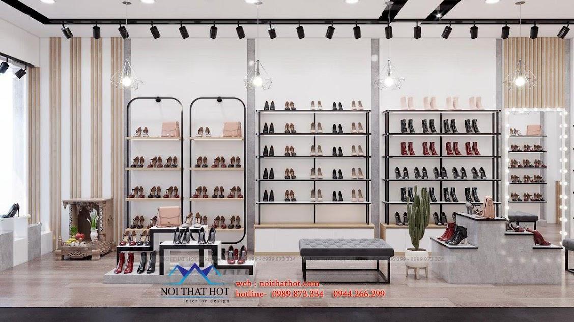 nội thât shop giày dép