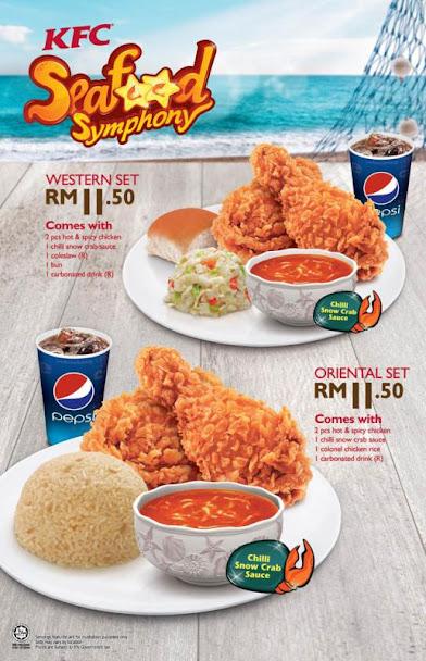 KFC Malaysia poster
