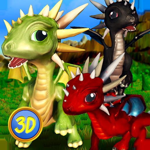 Dragon Family Simulator