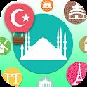 Learn&Read Turkish Travel Word icon