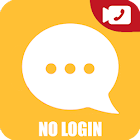 Free Video Calls & Anonymous texting icon