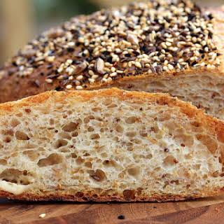 Senfbrot - German Mustard Bread.
