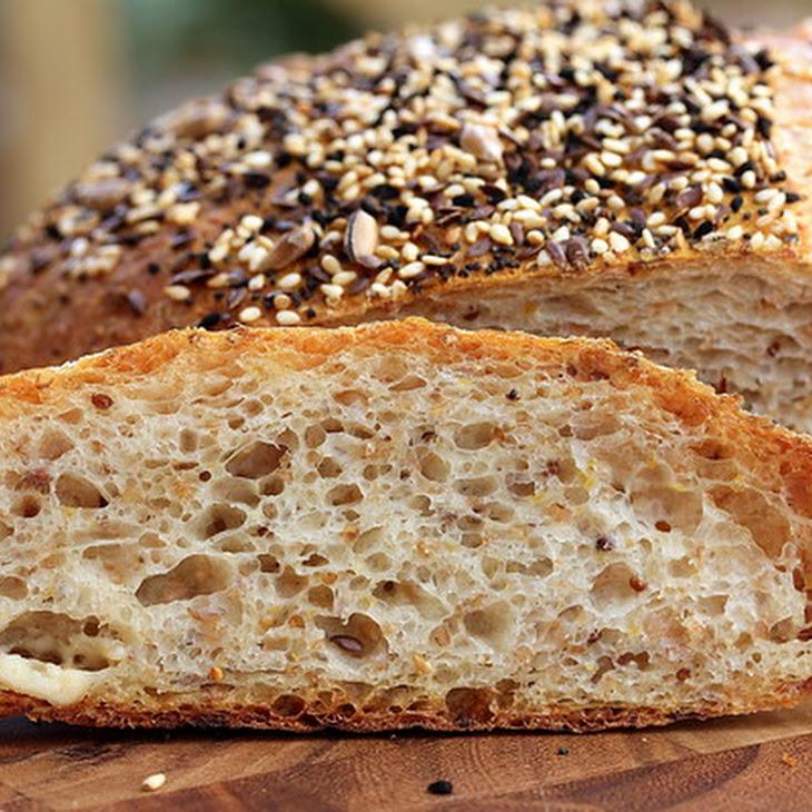 Senfbrot - German Mustard Bread