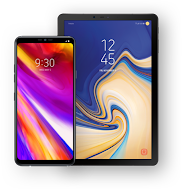 LG G7 ThinQ and Samsung Galaxy Tab S4