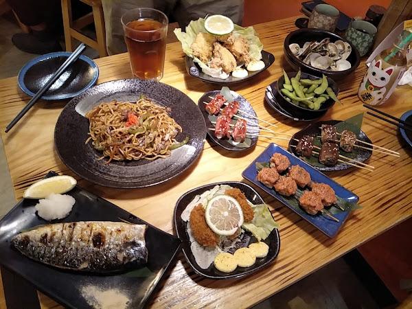 新竹好吃日式料理︱深夜食堂:小情侶約會去囉!