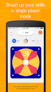 24 Game – Math Card Game- screenshot thumbnail