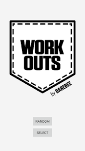 Pocket Workouts by DAREBEE- screenshot thumbnail
